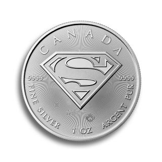 Moneda de plata Superman1 oz_2