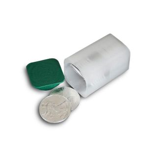 1 oz 2015 American Eagle silver coins in tube of 20